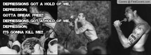 Henry Rollins Depression
