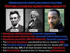 Larry Elder : The True History of the Democratic Racist Party