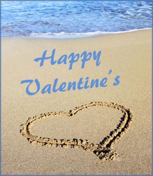 Modern Valentines Day Card...
