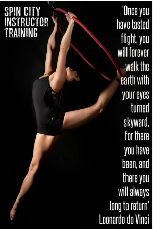 ... training for Pole Fitness, Aerial Hoop and Pole Fabric Instructors