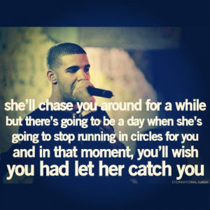 quotes about moving on drake quotes | Relationship Quotes For Her By ...