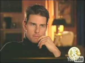 ... look below at Tom Cruise 's most unforgettable Scientology quotes