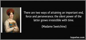 More Madame Swetchine Quotes