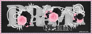 Drama Queen Facebook Cover