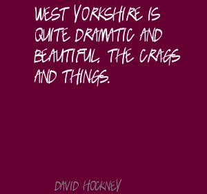 Yorkshire Quotes