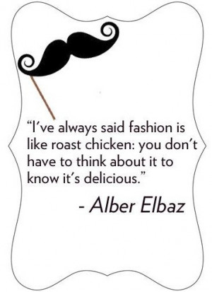 gem from Alber Elbaz #PQOTD #picturequotes