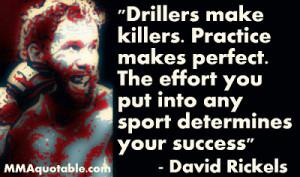 Martial Arts Training Quotes Mixed martial arts?