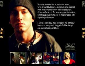 Eminem quote (8 mile)