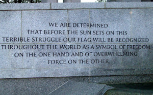 World War II Memorial General George C Marshall Quote 1680 x 1050 ...