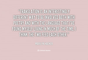 Translation Quotes Image