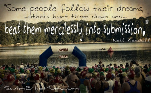 triathlon quotes and sayings just something funny and foolish quote
