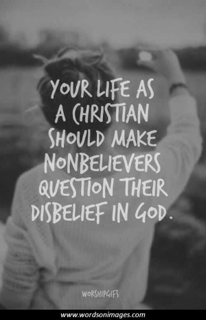 christian quotes quotes about being a christian and christianity