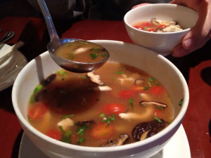 Chicken Noodle Soup PF Chang's Way
