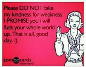 Quotes About Kindness Funny