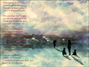 Free Christian Poems About Veterans Day 2014