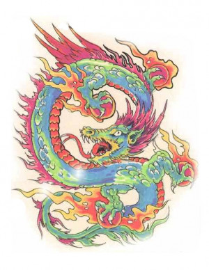 Related Pictures chinese tattoo chinese dragon tattoo meaning