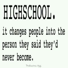 Highschool More