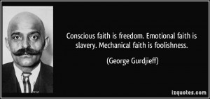 More George Gurdjieff Quotes