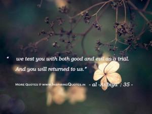 Quran Quotes Holy Book Quran Quotations, Thoughts Quran Good Saying ...