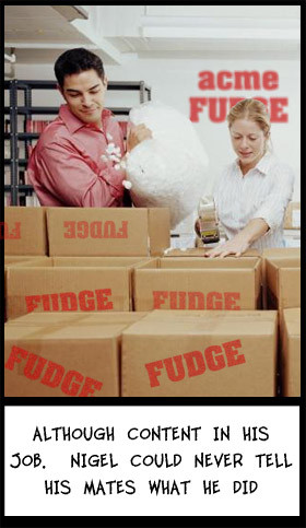 Fudge Packing