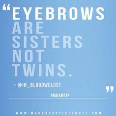 Eyebrow Quotes