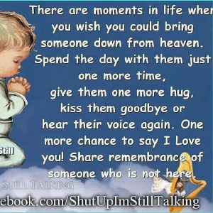 Everyday! I miss you