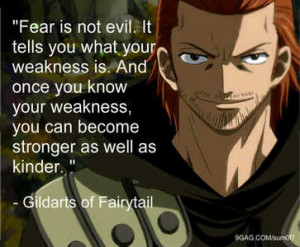 What are your fav quotes in Fairy Tail?