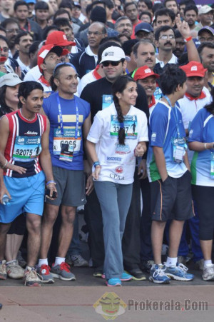 Photos :: Standard Chartered Mumbai Marathon