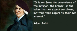 Adam smith famous quotes 5