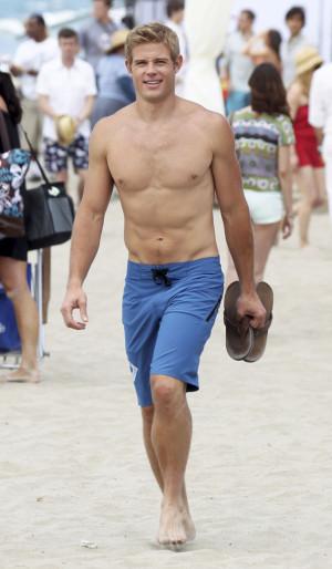 Trevor Donovan sighting in Miami beach