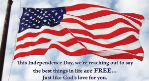 Patriotic quotes with American Flag Images – Happy Independence day ...