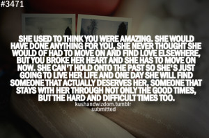 Moving On Quotes About Breakups Pictures