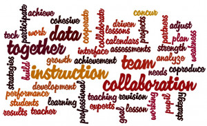 Teacher Collaboration Quotes All this in 30 minutes after