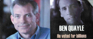 ... for Growth misleading Ariz. primary voters with anti-Quayle mailers
