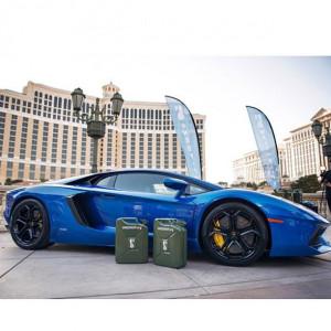 Lamborghini Aventador - Viva Las Vegas