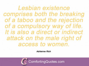 Quotes And Sayings From Adrienne Rich