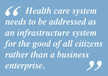 Universal Health Care Quotes