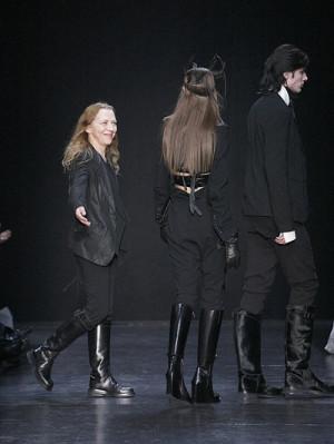 Ann Demeulemeester verlaat eigen modehuis
