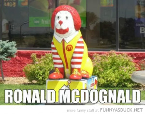 Funny Mcdonald Pictures Photos