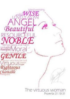 Godly Woman~