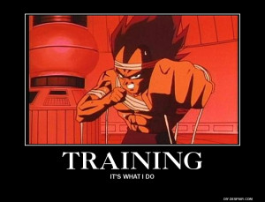 but he was never able to capitalize on his training as his enemies ...