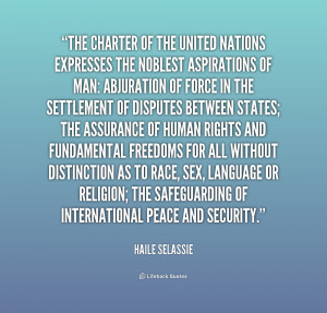 Haile Selassie Quotes On Religion /quote-haile-selassie-the-