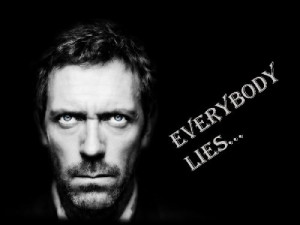 Todos mienten... - [b]Solo una frase reflexiva, de la mano de dr ...