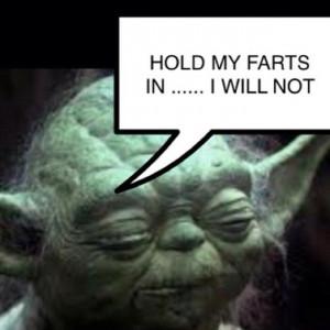 Yoda Quotes Funny vh Funny Star Wars Yoda Farts
