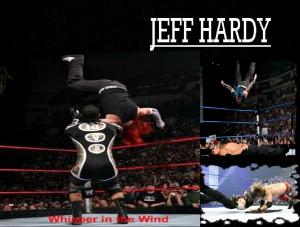 Jeff Hardy Fighting Wallpaper