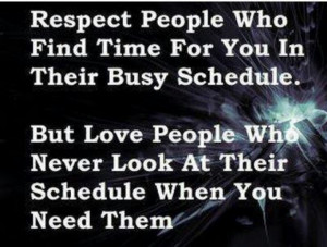Respect and #Love