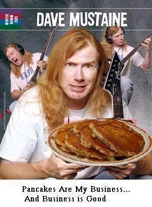 dave mustaine funny Image