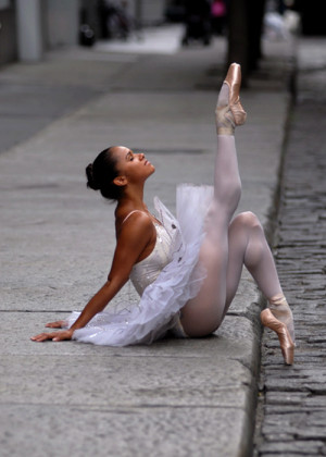 Being the first black female soloist for the American Ballet Theatre ...