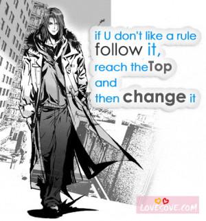 Best Quotes Attitude...