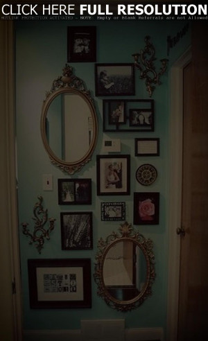 ... Hallways : Small Hallways Decorating With Wall Hanging Pictures And